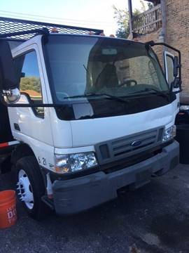 2006 Ford CAB FORW 550 BLUE DIAMOND for sale in Chicago, IL