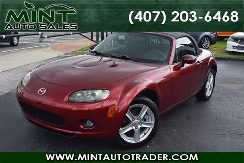 2006 Mazda MX-5 Miata for sale in Orlando, FL