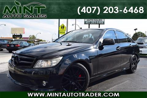 2008 Mercedes-Benz C-Class for sale in Orlando, FL