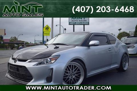 2014 Scion tC for sale in Orlando, FL