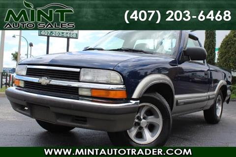 1999 Chevrolet S-10 for sale in Orlando, FL