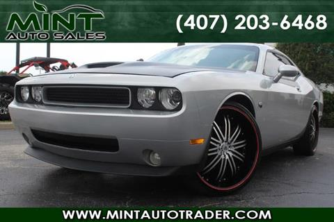 2010 Dodge Challenger for sale in Orlando, FL
