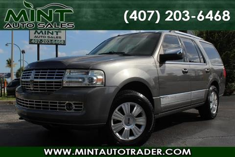 2013 Lincoln Navigator for sale in Orlando, FL