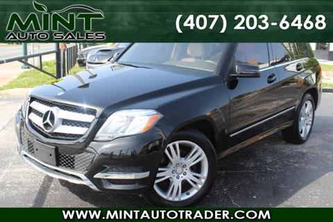 2014 Mercedes-Benz GLK for sale in Orlando, FL