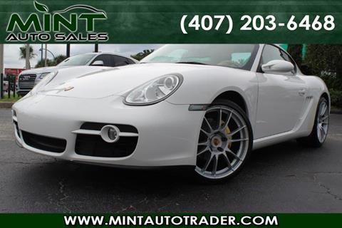 2007 Porsche Cayman for sale in Orlando, FL