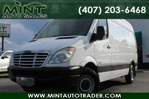 2012 Freightliner Sprinter Cargo for sale in Orlando, FL