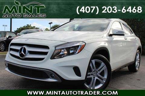 2016 Mercedes-Benz GLA for sale in Orlando, FL