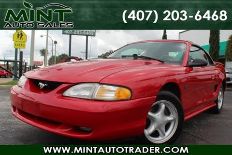 1994 Ford Mustang for sale in Orlando, FL