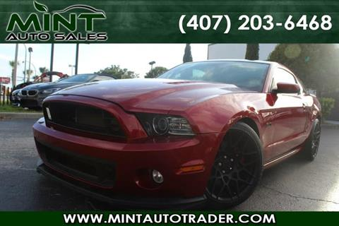 2014 Ford Mustang for sale in Orlando, FL