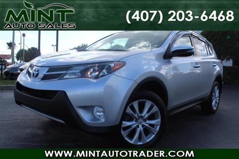 2015 Toyota RAV4 for sale in Orlando, FL