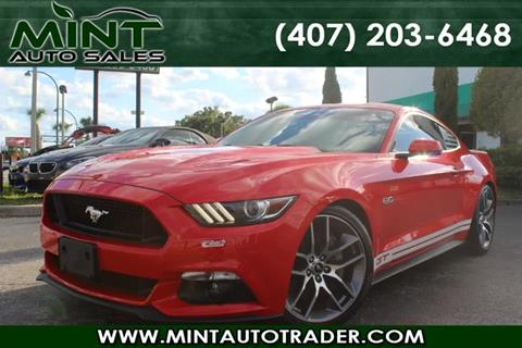2015 Ford Mustang for sale in Orlando, FL