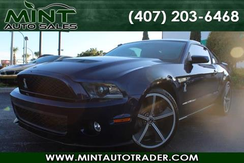 2011 Ford Shelby GT500 for sale in Orlando, FL