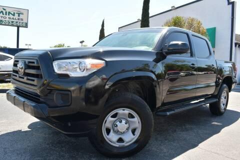 2018 Toyota Tacoma SR for sale at MINT AUTO SALES in Orlando FL