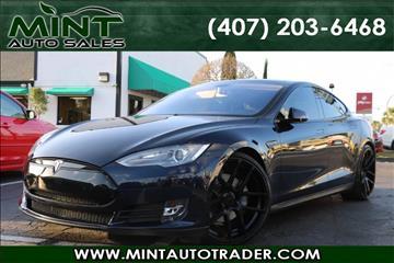 2014 Tesla Model S for sale in Orlando, FL