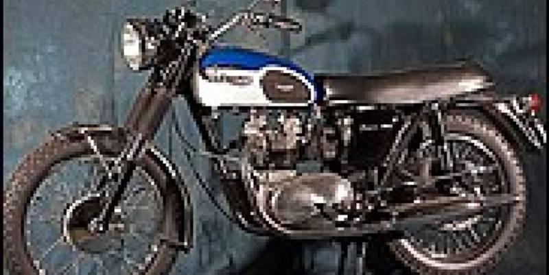 1967 Triumph TIGER 500 1