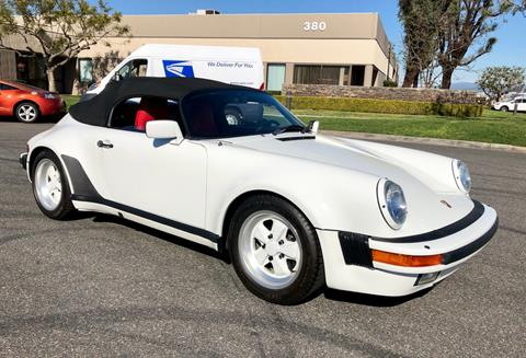 1989 Porsche 356 Speedster for sale in Lodi, CA