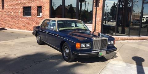 1982 Rolls-Royce Silver Spur for sale in Lodi, CA