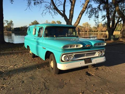 1960 Chevrolet Apache for sale in Lodi, CA