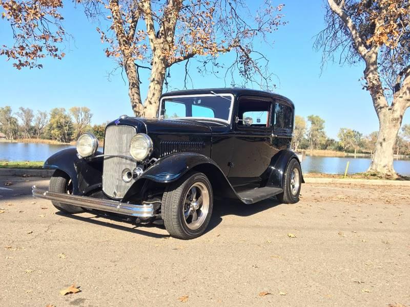 1932 Ford Tudor In Lodi CA - Vintage Reserve Garage
