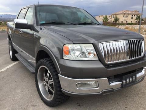 2006 Lincoln Mark LT for sale in Las Vegas, NV