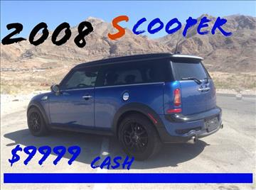 2008 MINI Cooper Clubman for sale in Las Vegas, NV