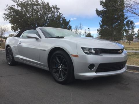 Chevrolet Camaro For Sale In Las Vegas Nv Del Sol Auto Sales