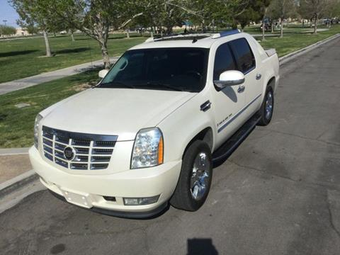 2007 Cadillac Escalade EXT for sale in Las Vegas, NV