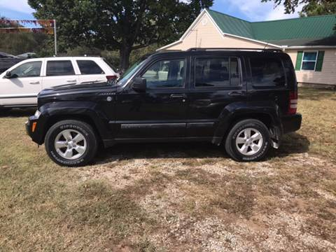 2012 Jeep Liberty for sale in Maynard, AR