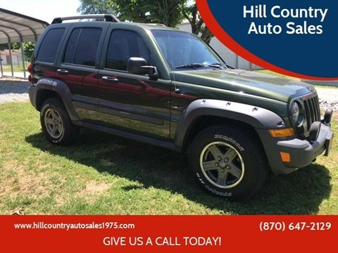 2006 Jeep Liberty for sale in Little Rock, AR