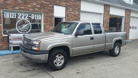 2003 Chevrolet Silverado 1500 for sale in Greensburg, IN