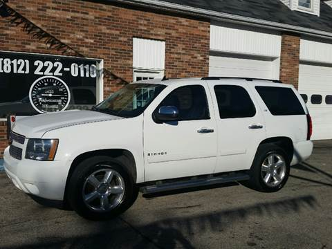 2008 Chevrolet Tahoe for sale in Greensburg, IN