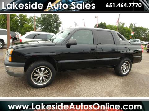 2004 Chevrolet Avalanche for sale in Forest Lake, MN