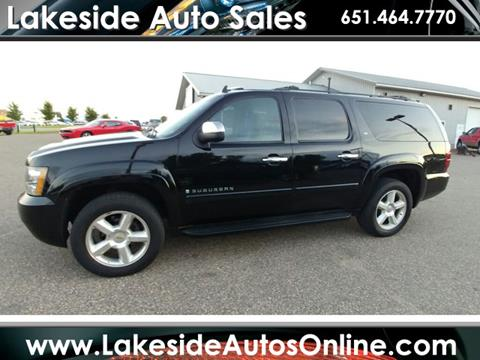 2008 Chevrolet Suburban for sale in Forest Lake, MN