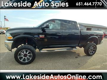 2012 RAM Ram Pickup 2500 for sale in Forest Lake, MN