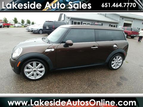 2010 MINI Cooper Clubman for sale in Forest Lake, MN