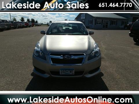 2014 Subaru Legacy for sale in Forest Lake, MN