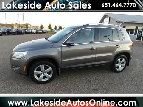 2010 Volkswagen Tiguan for sale in Forest Lake, MN