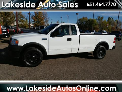 2007 Ford F-150 for sale in Forest Lake, MN