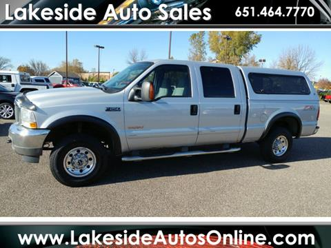 2003 Ford F-250 Super Duty for sale in Forest Lake, MN