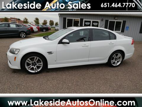 2008 Pontiac G8 for sale in Forest Lake, MN
