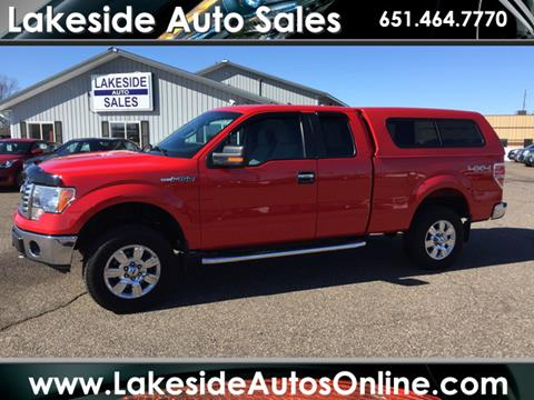 2011 Ford F-150 for sale in Forest Lake, MN