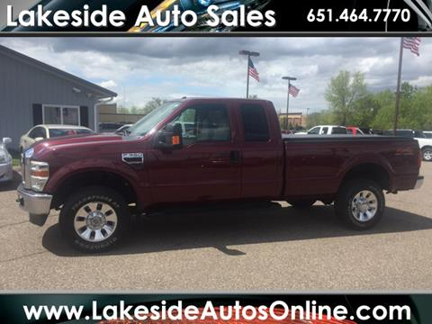 2008 Ford F-350 Super Duty for sale in Forest Lake, MN