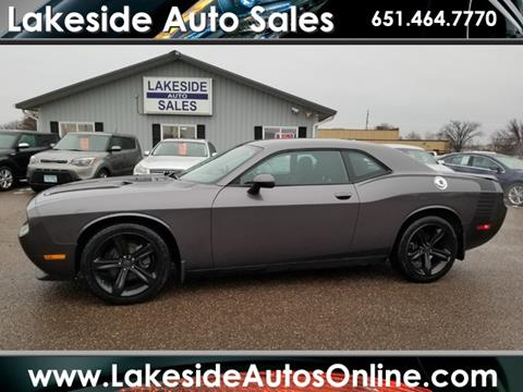 2014 Dodge Challenger For Sale >> 2014 Dodge Challenger For Sale In Forest Lake Mn