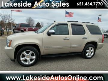 2009 Chevrolet Tahoe for sale in Forest Lake, MN
