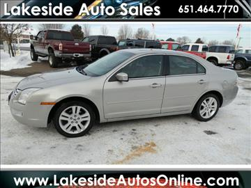 2007 Ford Fusion for sale in Forest Lake, MN