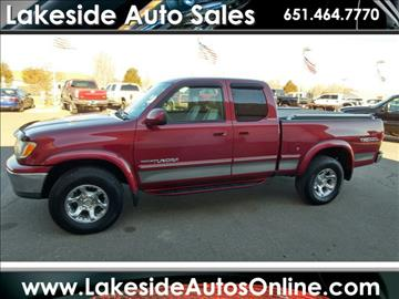 2001 Toyota Tundra for sale in Forest Lake, MN