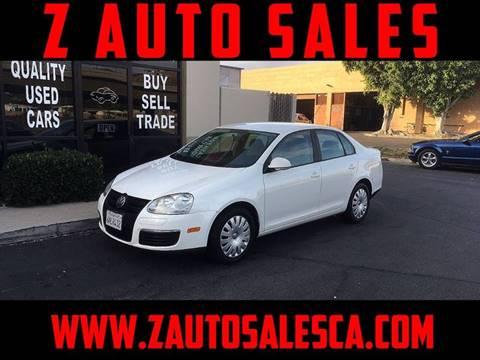 2008 Volkswagen Jetta for sale in Corona, CA