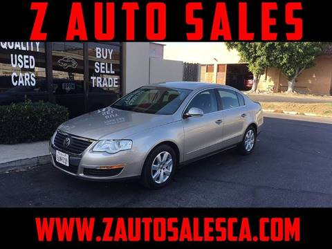 2006 Volkswagen Passat for sale at Z Auto Sales in Corona CA