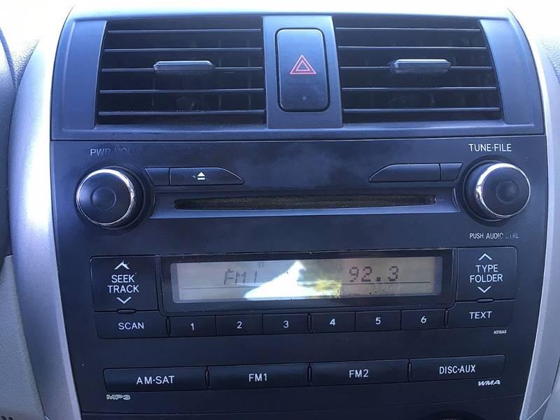 2010 Toyota Corolla for sale at Z Auto Sales in Corona CA