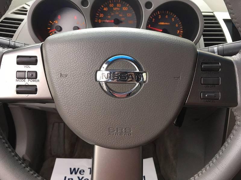 2004 Nissan Maxima for sale at Z Auto Sales in Corona CA